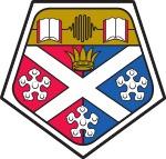 思克莱德大学的校徽