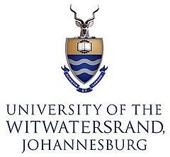 南非金山大学的校徽